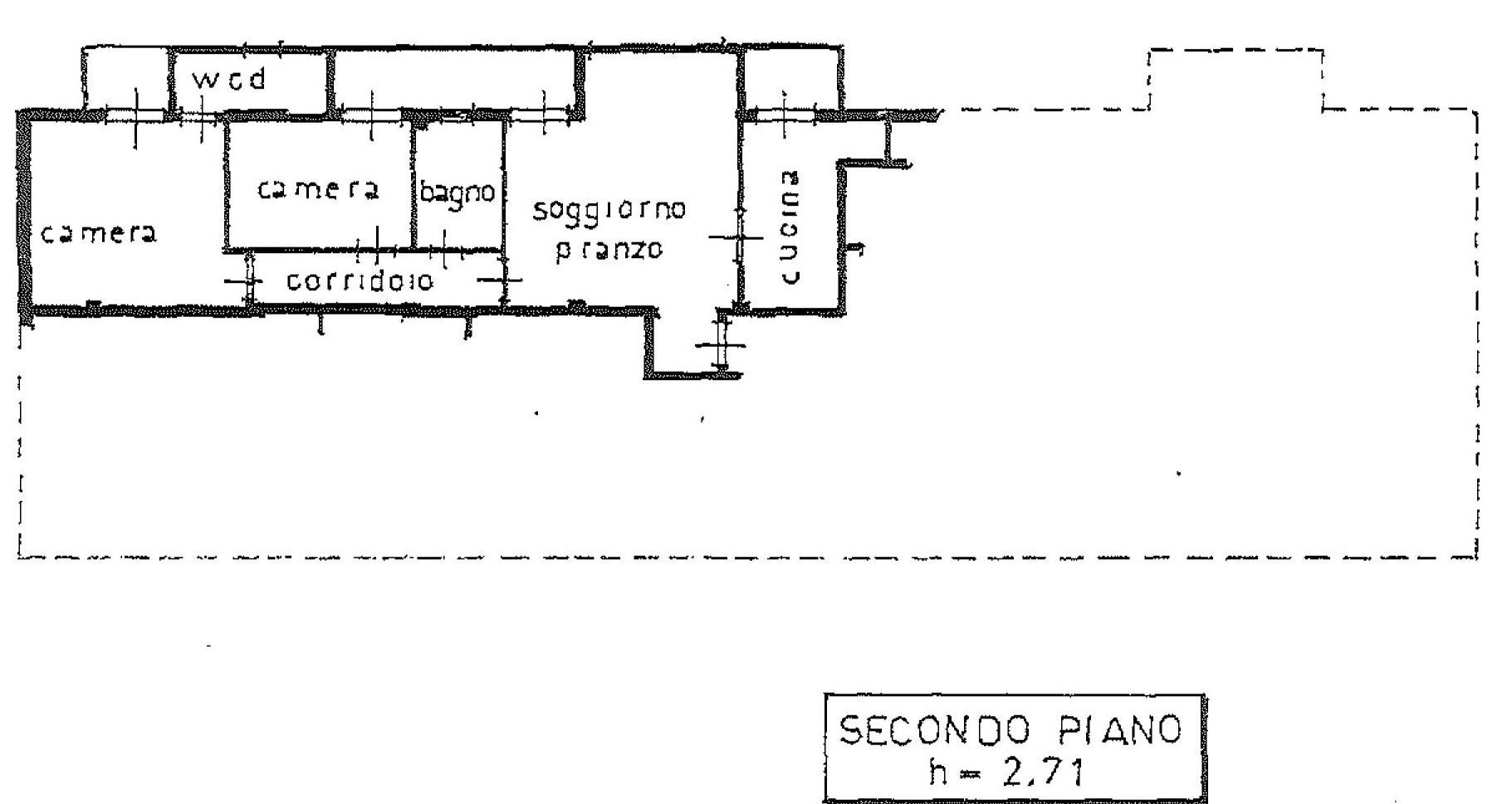 Appartamento in vendita a riccione san martino 3 stanze 90 mq - Bagno 90 riccione ...